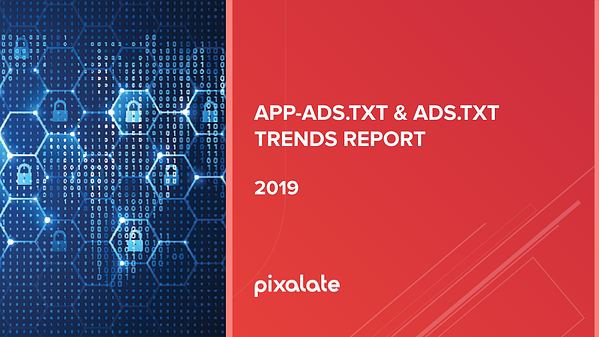 cover image 2019 App & Ads.txt Trends Report