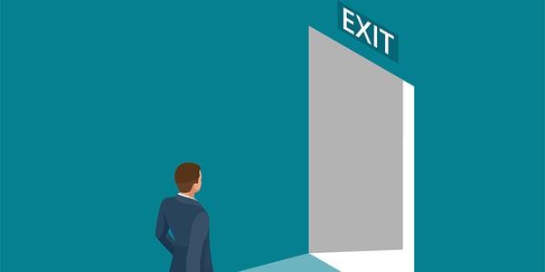 exit-leave-leaving