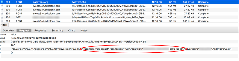 megacast-mobile-app-bundle-id-spoofing-alleged-config-id