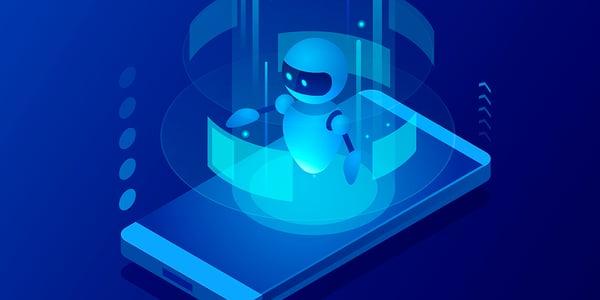 mobile-app-robot