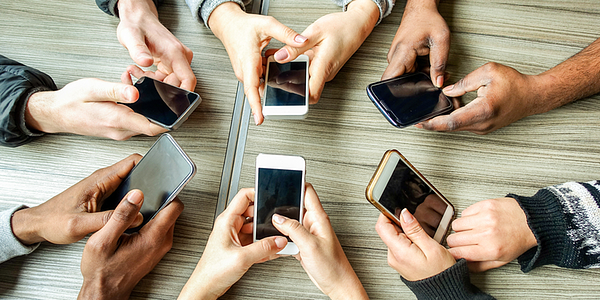 phones-around-table