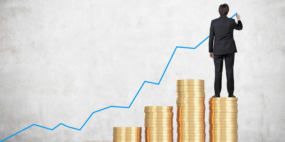 rising-price-money-trendline